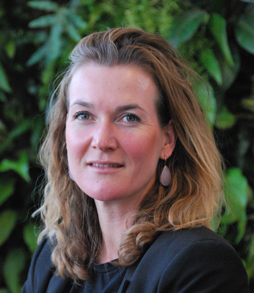 Henriette Vink - Directeur Sempergreen Vertical Systems