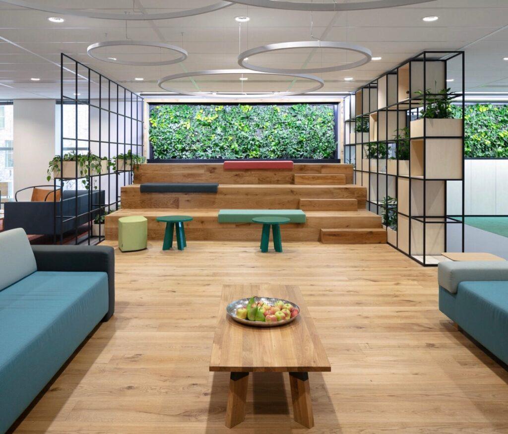 SemperGreenwall CompactLine de compacte plantenwand