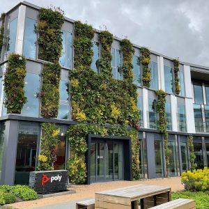 SemperGreenwall_Poly Office_Hoofddorp